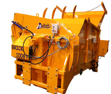 STRAW SHREDDER BRICK 1008 T